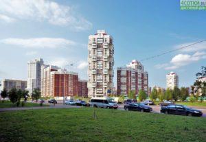 Аренда квартиры в Москве на ул. Столетова