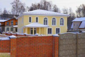 загородный дом в Москве